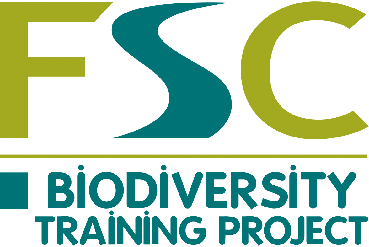 FSC Biodiversity Training Project logo