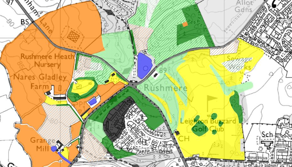 QGIS mapping styles for UK habitats   Biodiversity Projects