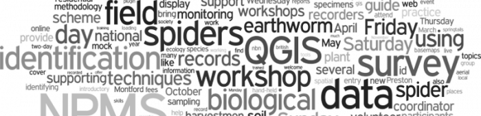 Tom.bio training courses Wordle