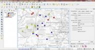 QGIS Conicidence mapping