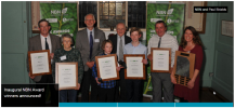 UK Biological Recording Award Winners 2015